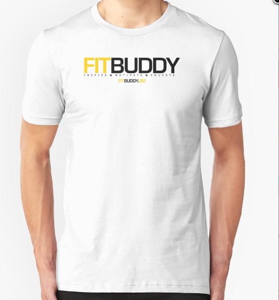 FitBuddy : Unisex T-Shirt