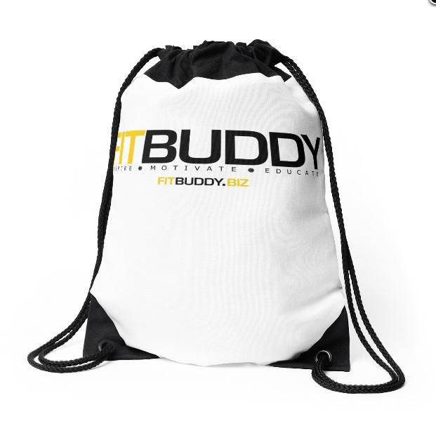FitBuddy : Drawstring Bag